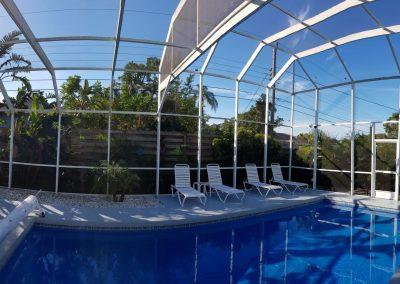 Villa-Colleen-Sarasota Pool Area
